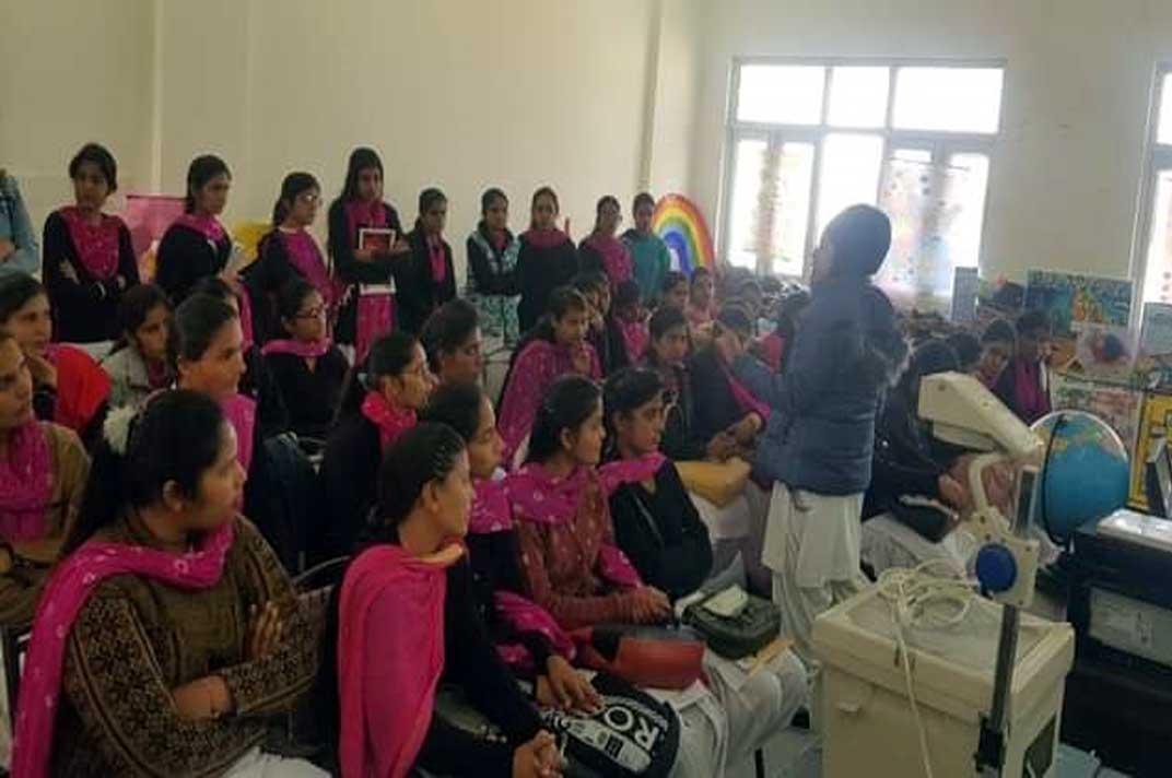 Social Science Resource Room @ DAV College of Education, Hoshiarpur